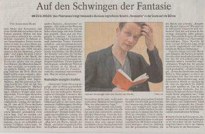 Artikel aus der Esslinger Zeitung